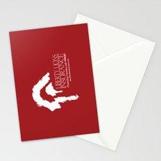 Liberty Lion Insurance Logo Stationery Cards