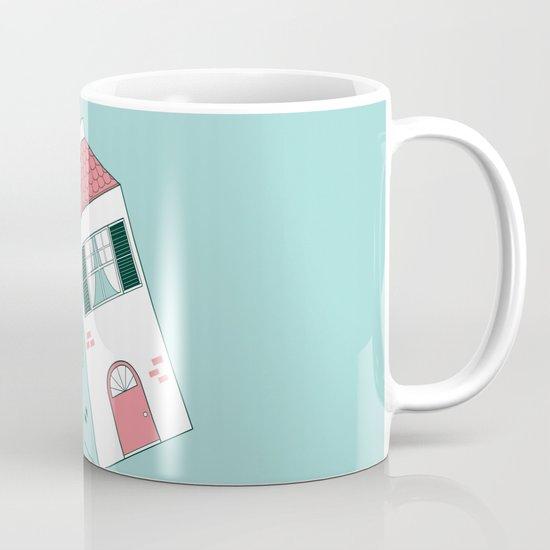 Housepour Mug