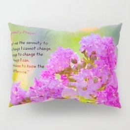 Serenity Prayer - II Pillow Sham