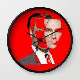 Deconstructing Don Draper :: MAD MEN SERIES ::  Wall Clock