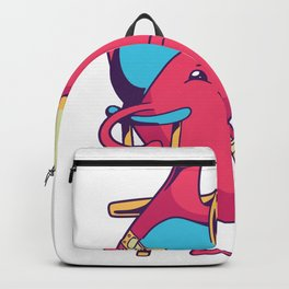 Broken Heart limp Backpack
