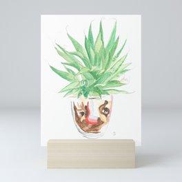 Simba Succulent Mini Art Print