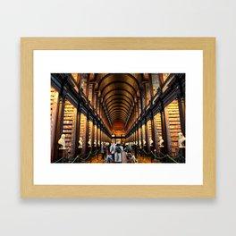 Trinity Framed Art Print