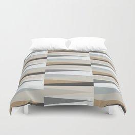 Scandinavian Geometry Pattern grey #Homedecor Duvet Cover