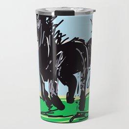 Horse Travel Mug