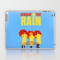 Singin In The Rain Laptop & iPad Skin