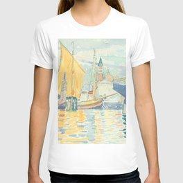 Venice The Giudecca by Henri-Edmond Cross 1903, French T-shirt