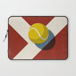 BALLS / Tennis (Clay Court) Laptop Sleeve