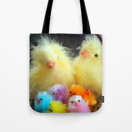 Happy Familly Tote Bag