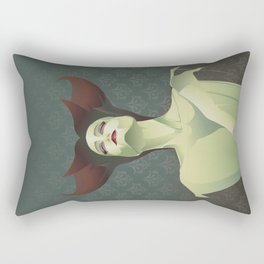 SLEEPING BANSHEE Rectangular Pillow