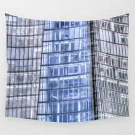 The Shard London abstract Wall Tapestry