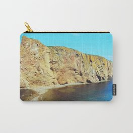 The Rock in the Sea Carry-All Pouch