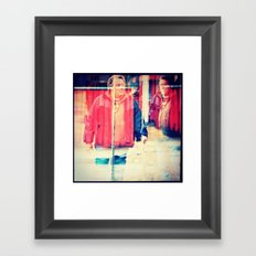 REAL HUMANS 2 S2 Framed Art Print