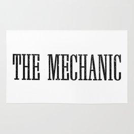 The Mechanic Rug