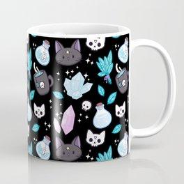 Herb Witch // Black Coffee Mug
