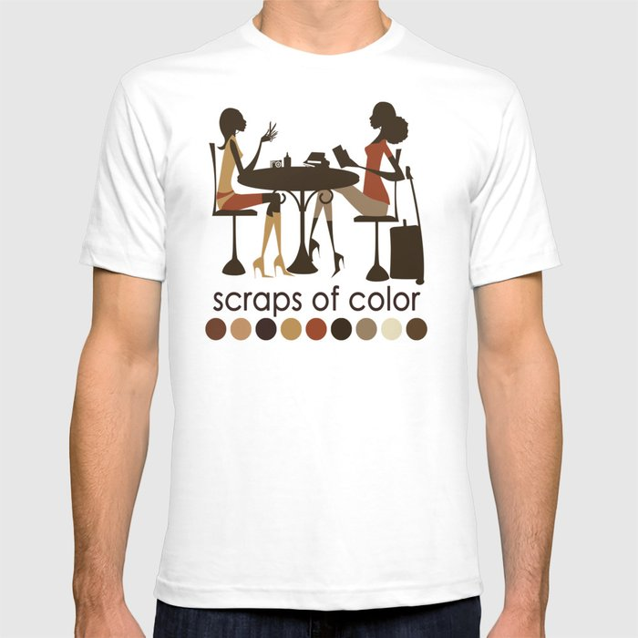 Scraps of Color Limited Edition T-shirt T-shirt