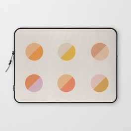 Abstraction_DOT_DOT_Colorful_Minimalism_001 Laptop Sleeve