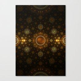 Summoner Series // Cloister of Kilika Canvas Print
