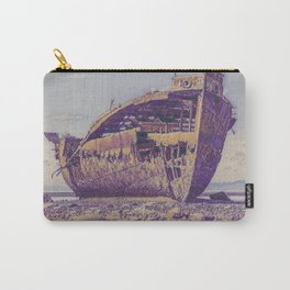 Shipwreck I Carry-All Pouch