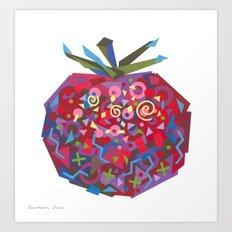 Tomato (Tomate) Art Print