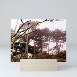 Enchanted by the Bay Mini Art Print