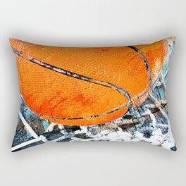 Basketball image variant vs 4 Rectangular Pillow