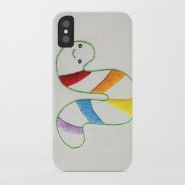 I Inchworm iPhone Case