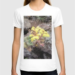 Blossoms of Tenerife T-shirt