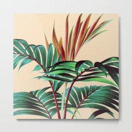Tropic 02 Metal Print