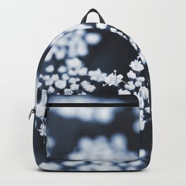 flower - blue lace Backpack