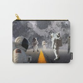 The Lost Astronauts Carry-All Pouch