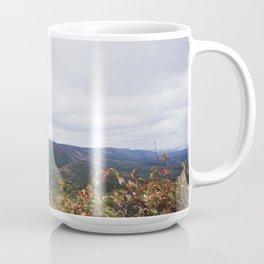 Mountain in autumn Coffee Mug