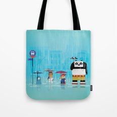 The Nick Yorkers in May Tote Bag