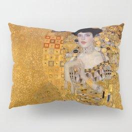 Adele Bloch-Bauer I by Gustav Klimt Pillow Sham