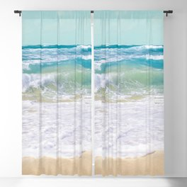 The Ocean Blackout Curtain