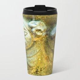 i've got my eye on you Metal Travel Mug