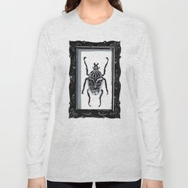 Goliath Beetle Long Sleeve T-shirt