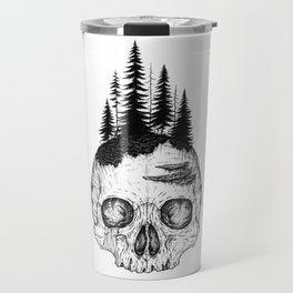 Flourishing Decay Travel Mug