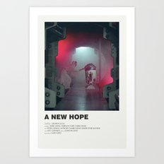 A New Hope Art Print