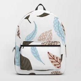 boho leaves Backpack