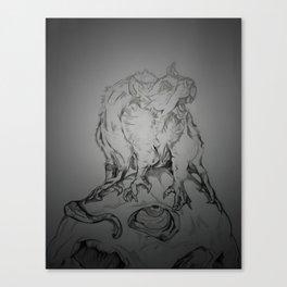RATA'DROOLLI Canvas Print