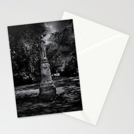Tombstone Shadow No 2 Stationery Cards