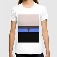 hologram T-shirts featuring The Doctor - Minimalist Star Trek Voyager VOY - startrek - Trektangle Trektangles - EMH by Trektangles