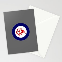Kiwi Air Force Roundel Stationery Cards