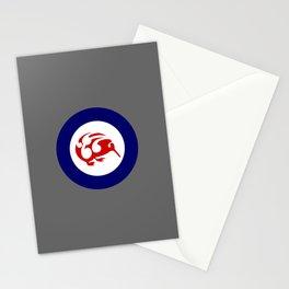 Kiwi Air Force Roundel Stationery Cards