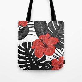 Tropical Art Tote Bag