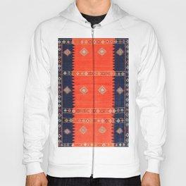 N231 - Oriental Heritage Traditional Colored Boho Moroccan Stlye Hoody