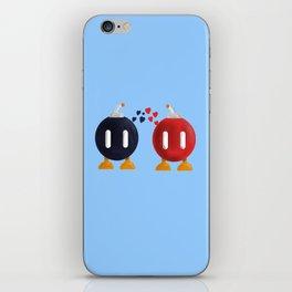 Bomb-Omb Love iPhone Skin