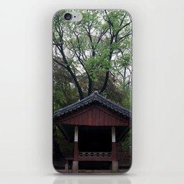 secret garden 23 iPhone Skin