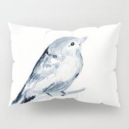 Inky Bird Pillow Sham
